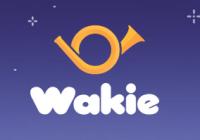wakie logo